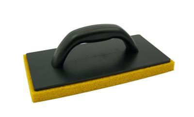 Paca z gąbką gumową żółtą 18mm 130/250mm