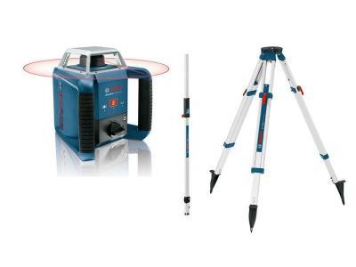 Laser rotacyjny grl400h+statyw bt170 +łata niwelacyjna gr240