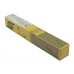Elektroda rutylowa esab 2.5mm ok46 5.5kg