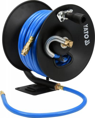 Przewód pneumatyczny na zwijaku 10mm 15m