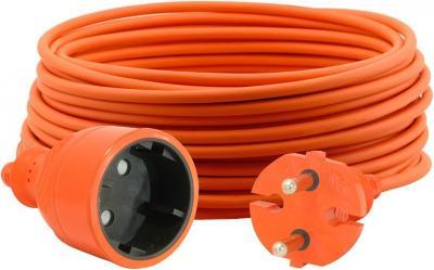 Przedłużacz ogrodowy 15m przewód h05vv-f 2*1mm
