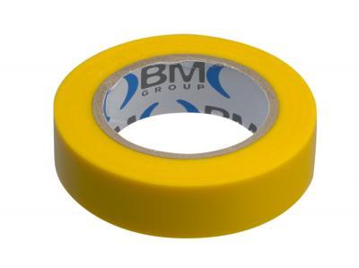 Taśma elektroizolacyjna 10m*15mm żółta