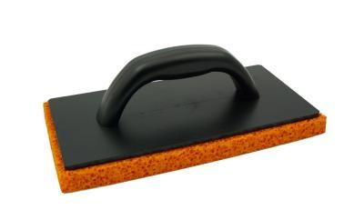 Paca z gąbką gumową pomarańczową 18mm 130/250mm