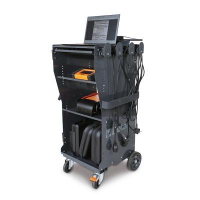 Wózek wielofunkcyjny mobilny bez wyposażenia