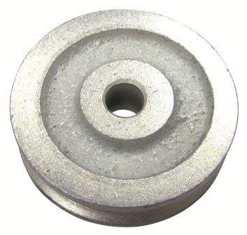 Bloczek do lin odlewany stalowy 6*40mm