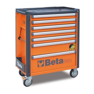 Wózek narzędziowy z 7 szufladami c37a/7-0