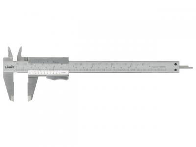 Suwmiarka limit 200mm ze śrubą blokującą
