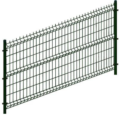 Panel ogrodzeniowy 2500*1530mm 3w/h*4mm szary ral 7016