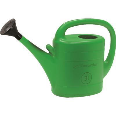 Konewka plastikowa 3l spring - zielony