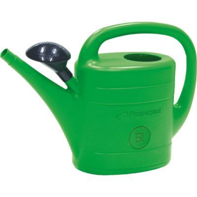 Konewka plastikowa 5l spring - zielony
