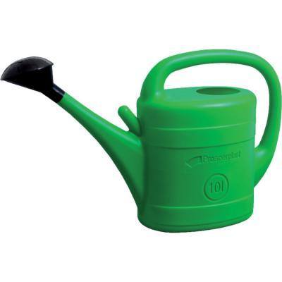 Konewka plastikowa 10l spring - zielony