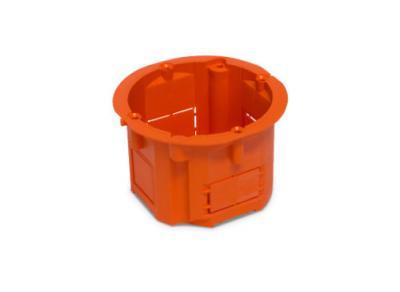Puszka łączeniowa 60x45 płytka pomarańczowa