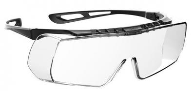 Jsp okulary ochronne stealth coverlite przeźroczyste