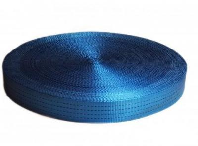 Taśma 50mm 4 tony niebieska