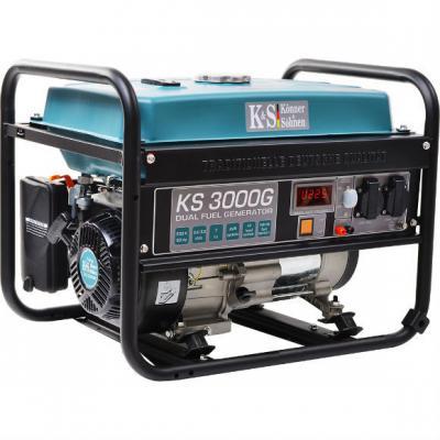 Agregat benzynowy 1f 3 kw benzyna / lpg