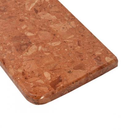 Parapet Rosso Asiago gr. 3 cm.