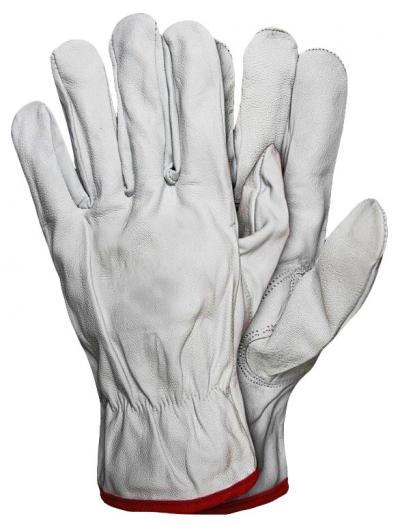 Rękawice ze skóry koziej licowej rlcs+/corona rozmiar 8