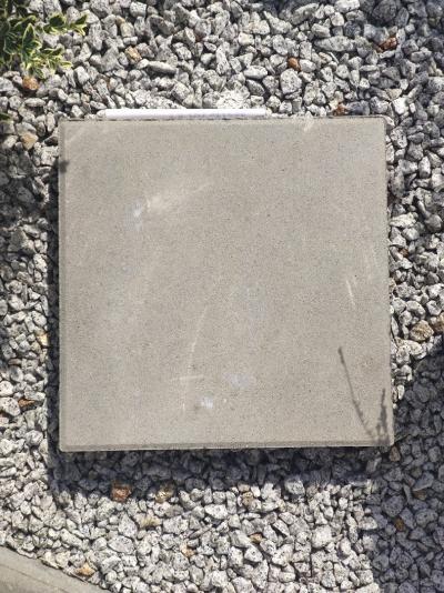 Płytka chodnikowa - szara 35x35x5cm