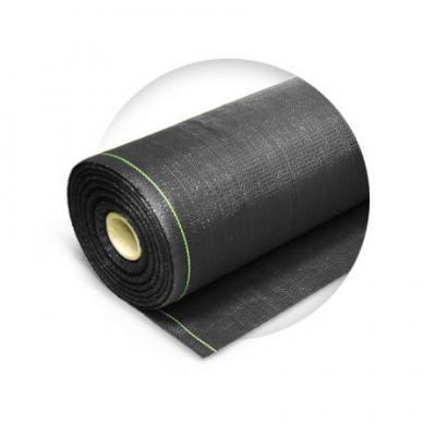 Tkanina polipropylenowa rolka pr625/210 99g czarna 2*uv