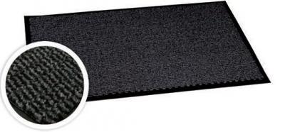 Wycieraczka milan 60x90 black/grey