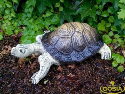 Żółw figurka ceramiczna