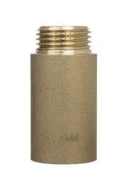 Przedłużka mosiężna gwint wz 3/4''''x15mm''