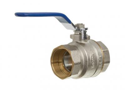Zawór kulowy wodny typ ciężki o pełnoprzepływowy gw.w/w.1''