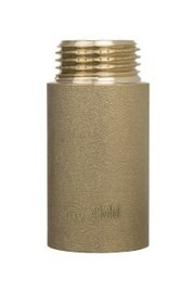 Przedłużka mosiężna gwint wz 1/2''''x10mm''