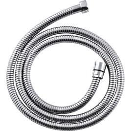 Wąż natryskowy chrom 150cm rozciągliwy stożkowy podwójny zac