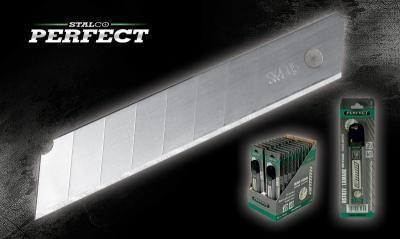 OSTRZE 18mm PERFECT (10szt.) Stalco