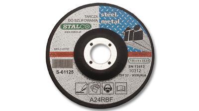 Tarcza do szlifowania metalu Stalco