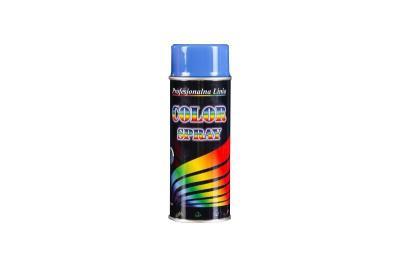 Spray 400ml niebieski jasny