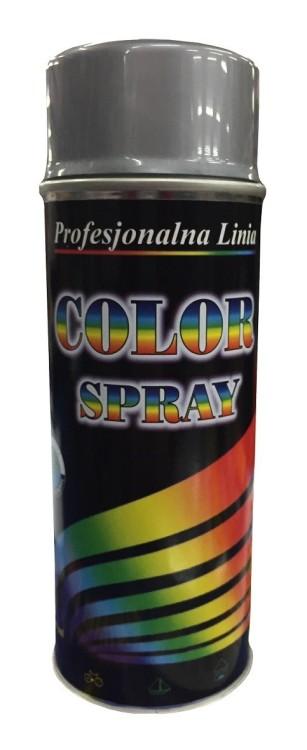 Spray 400ml czarny połysk