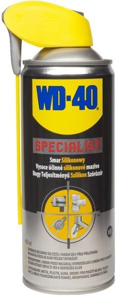 Wd-40 specialist smar silikonowy 400ml aerozol