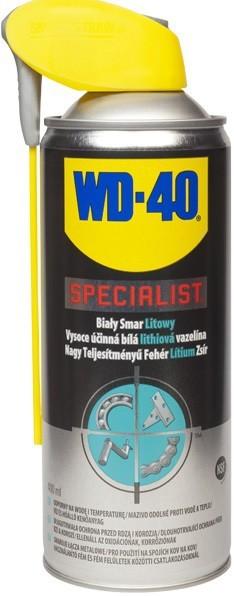 Wd-40 specialist smar biały litowy400ml aerozol