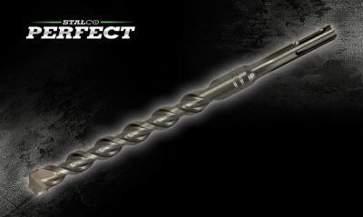Wiertło do betonu SDS-plus 12*260 PERFECT Stalco