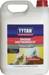 środek grzybobójczy tytan 5l