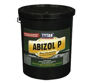 Abizol p tytan masa bitumiczna do izolacji powłokowych 9kg