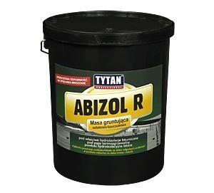 Abizol r tytan masa gruntująca asfaltowo-kauczukowa 9kg