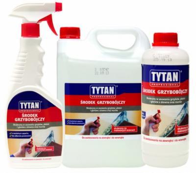 środek grzybobójczy tytan 0,5l