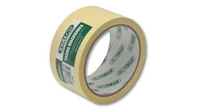 Taśma maskująca papierowa 25mmx25m Stalco