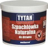Szpachlówka naturalna 200g ciemny dąb