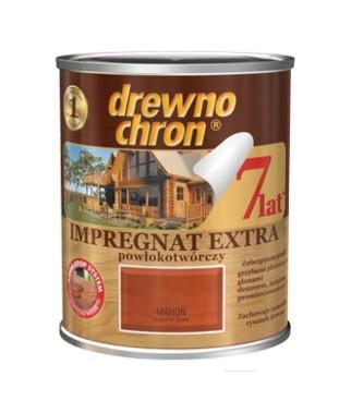 Drewnochron impregnat powłokotwórczy dąb ciemny 2.5l