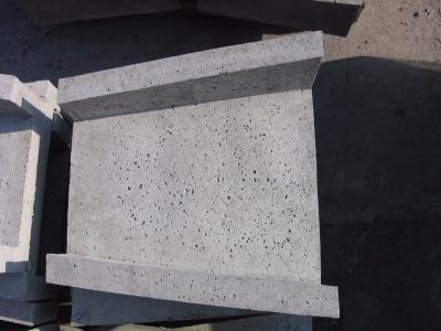 Korytko ściekowe KS50 kaskadowe (38-50)x50x(15-20)
