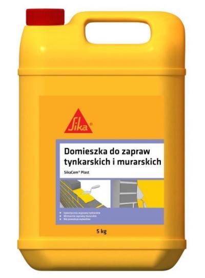Sikacem plast domieszka do zapraw tynkarkich i murars. 5kg