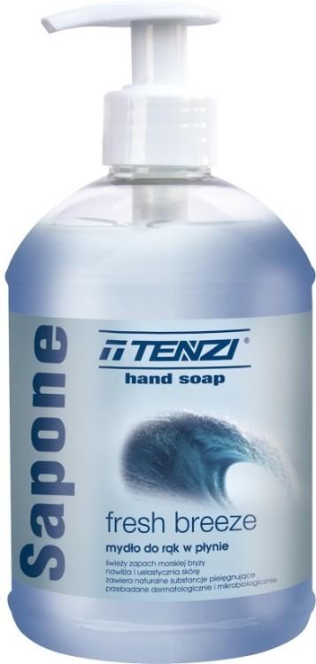Mydło w płynie z dozownikiem fresh breeze 0.5l