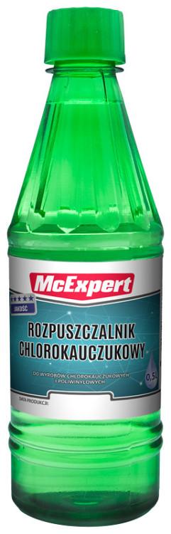 Rozpuszczalnik chlorokauczukowy 0,5l