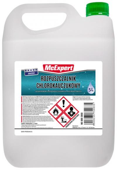Rozpuszczalnik chlorokauczukowy 5l