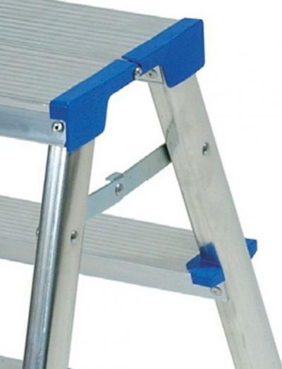 Drabina, stołek rozkładany 45cm 1 stopień + podest
