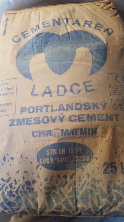 Cement CEM II BS 32,5 25kg
